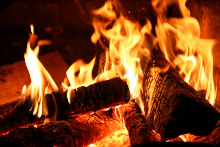 Fireplace Fire Wallpapers Hd Desktop And Mobile Backgrounds