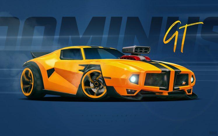 Import Car Wallpapers Rocket League Video Games Render Dominus Gt Car