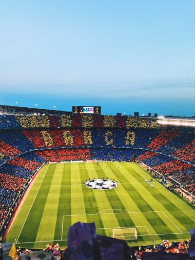 FC Barcelona, Camp Nou, Soccer clubs, Soccer Wallpapers HD / Desktop and Mobile Backgrounds
