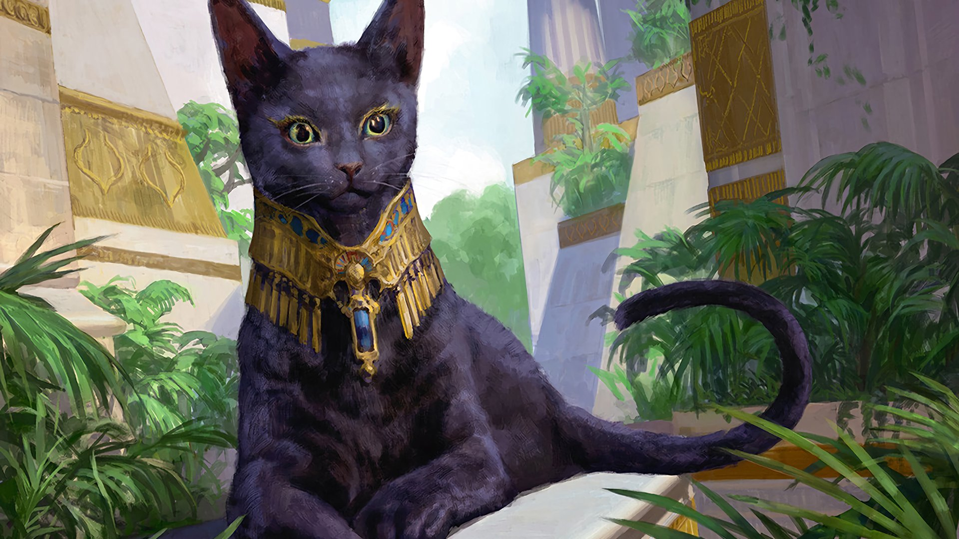 Cars Movie Hd Wallpapers Digital Art Egyptian Black Cats Sacred Cat Magic The