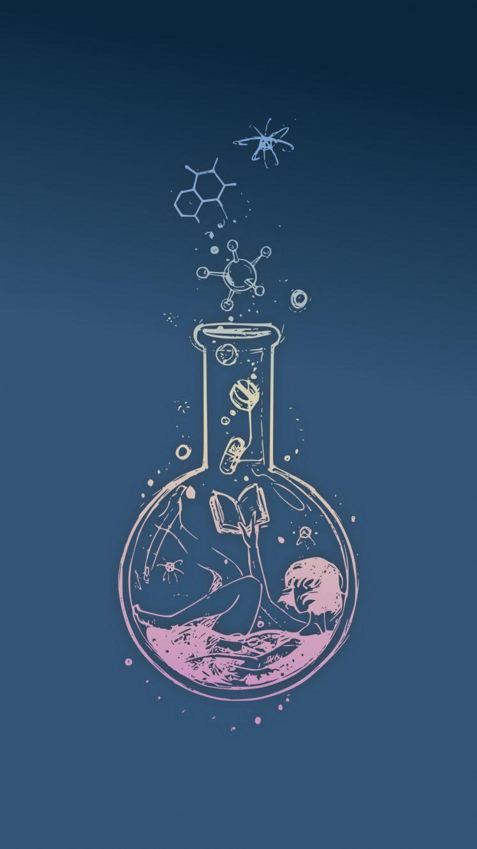 Cars 2 Wallpaper For Phone Science Anime Girls Chemistry Wallpapers Hd Desktop