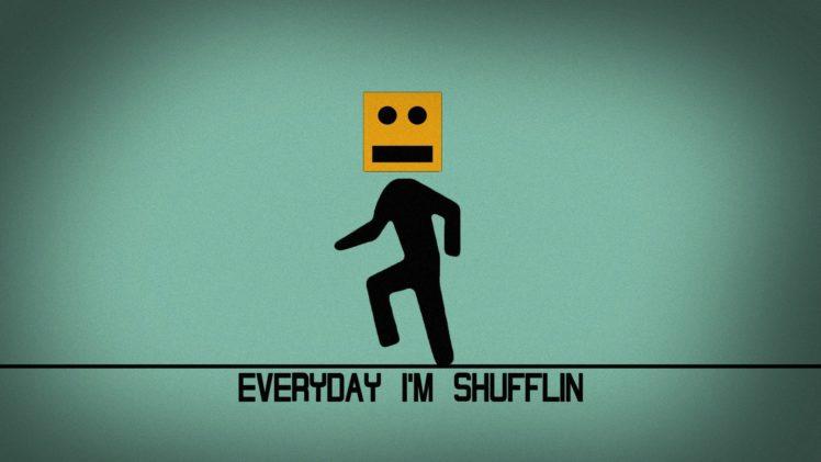 blue, Music, Red, Robots, Funny, Bot, Dancing, Lmfao, Shuffle