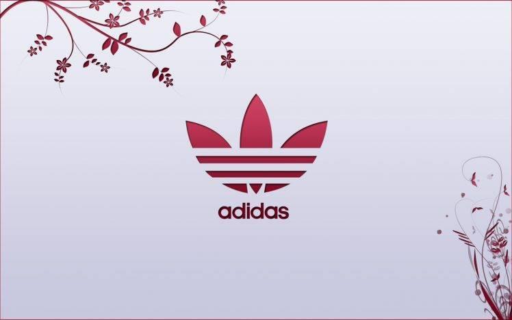 Adidas Logo 3d Wallpapers Hd Adidas Flower Logo Full Wallpapers Hd Desktop And Mobile