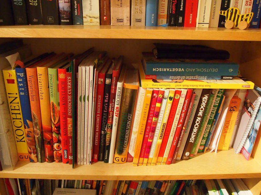 Blogparade Kochbücherr