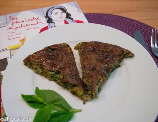 Kuku - ein orientalisches Omelett
