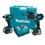 Discounted:  Makita LXT218 18-Volt LXT Lithium-Ion Cordless 2-Piece Combo Kit