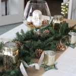 How to Create a Rustic Christmas Tablescape