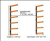 HTC PBR-001 Portamate Wood Storage Rack