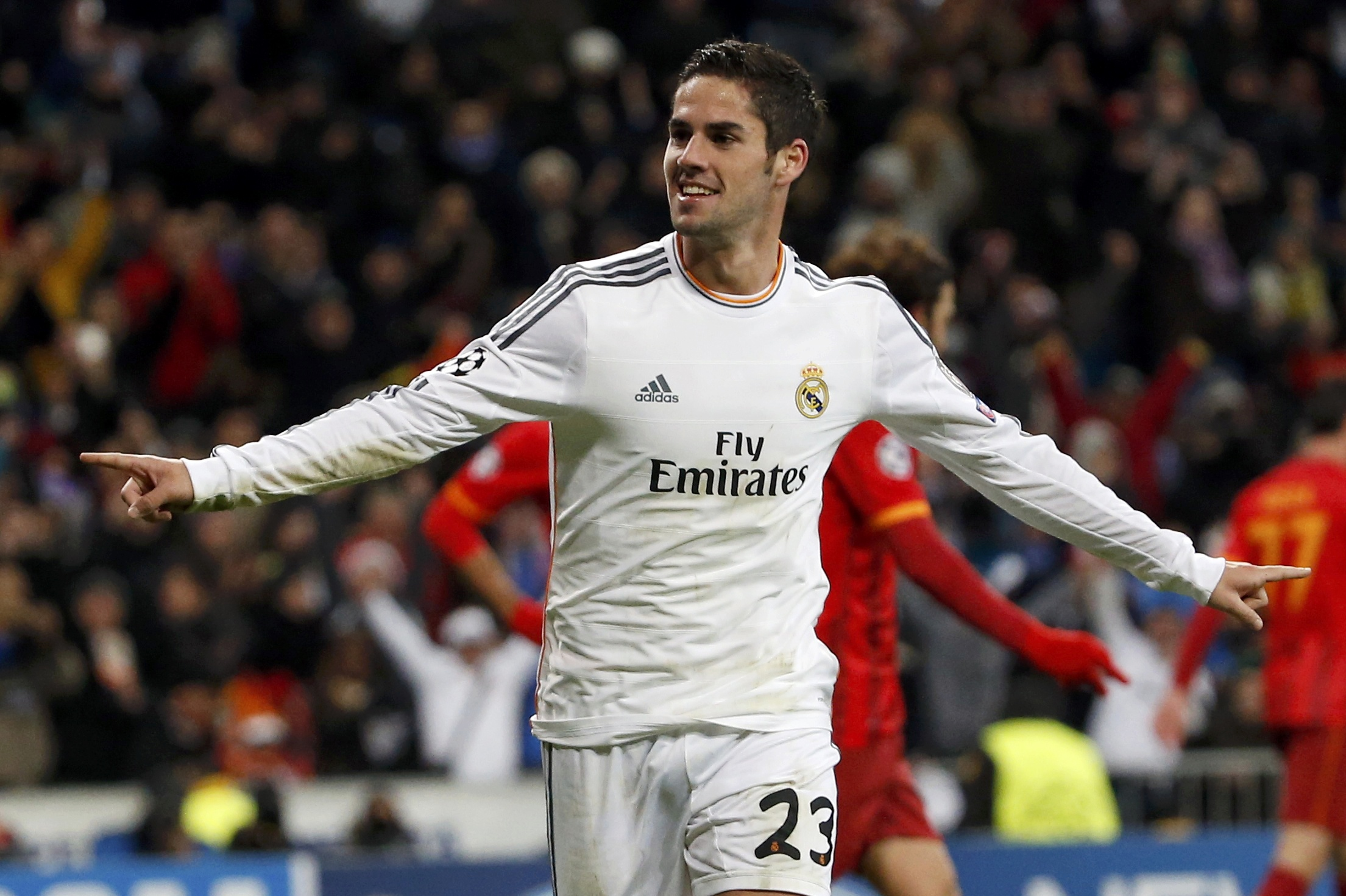 Wallpapers Hd Real Madrid Wallpaper Isco Real Madrid