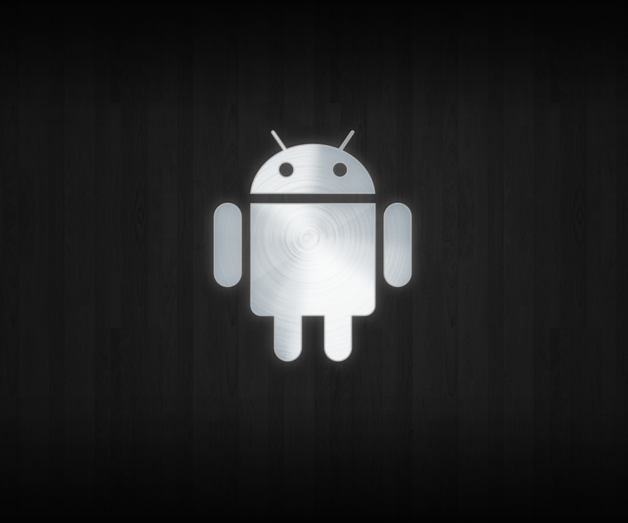 Animated Wallpaper For Tablet Imagen Gratis Con El Logo De Android En Fondo Negro En Hd