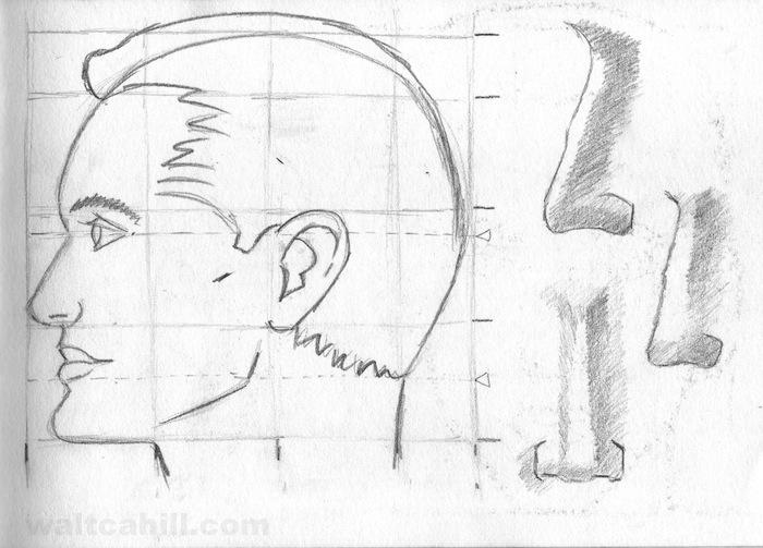 Portrait Study #2