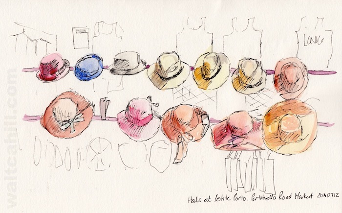 Portobello Hats
