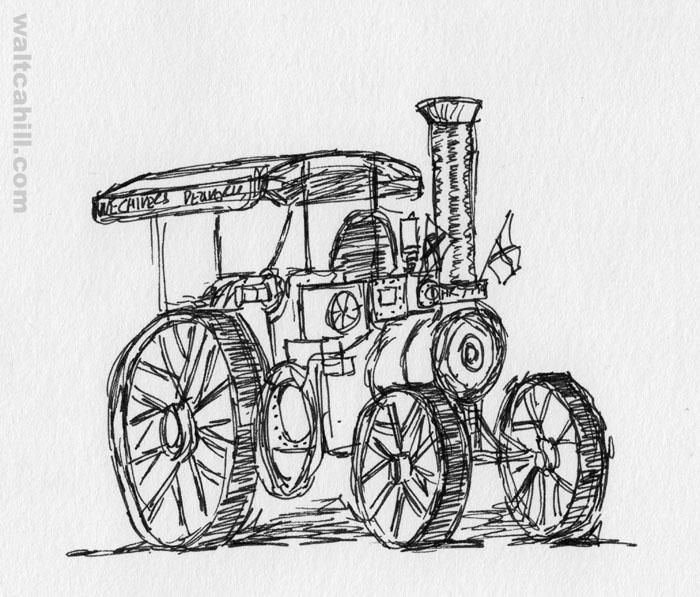 Stotfold Steam Traction Engine: Stotfold Steam Fair