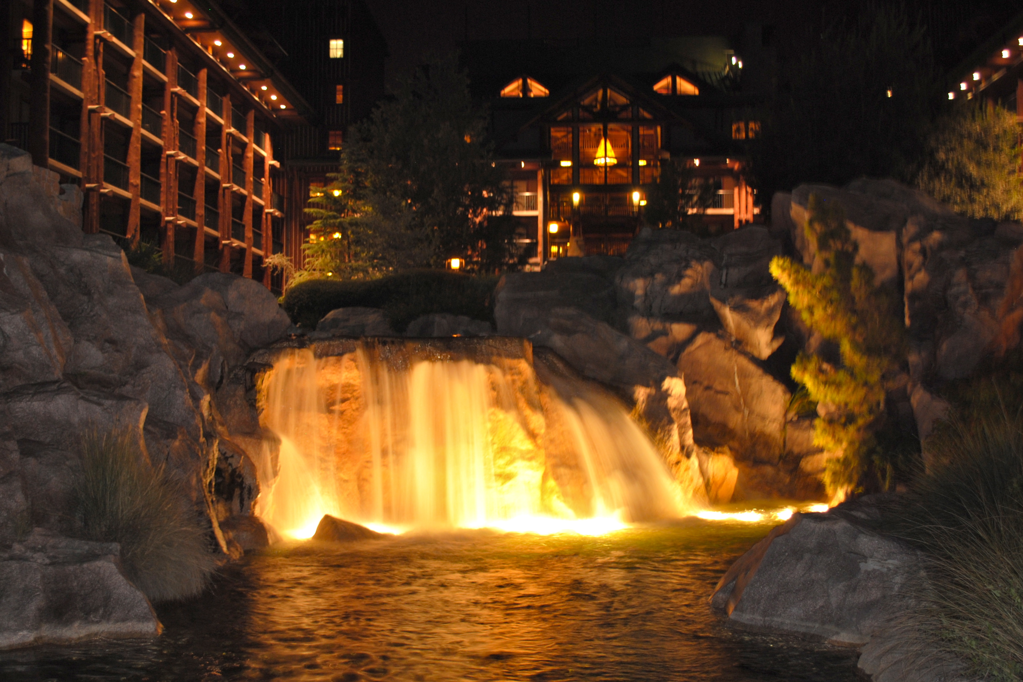 Sofas Around The World Disney's Wilderness Lodge | The Walt Disney World Blog
