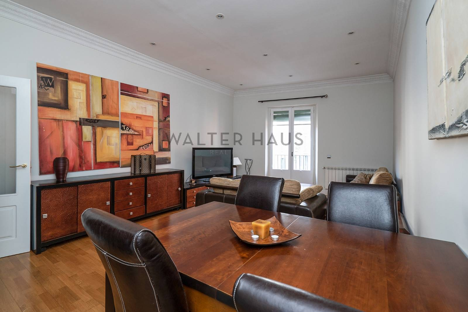 Haus 24 De Bright Apartment In Perfect Condition Next To The Palau De La