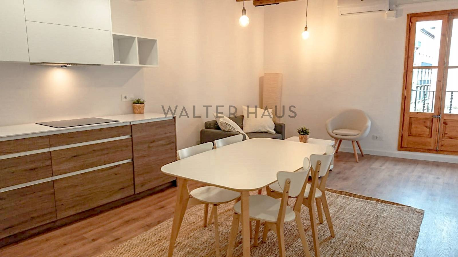 Haus 24 De Bright Renovated Apartment Brand New In Front Of The Palau De La
