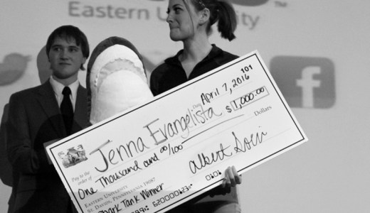 Enactus Shark Tank Winner: Jenna Evangelista