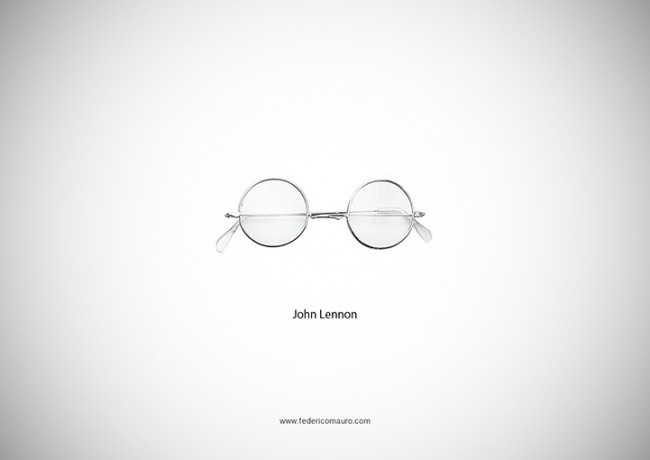 John Lennon Glasses Tattoo Idea Tatted and pierced Pinterest - makeup artist resume template