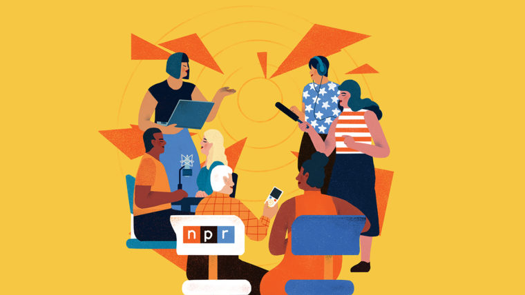 Help Shape Newsroom Sourcing at NPR Apply for Our New \u0027Reflect