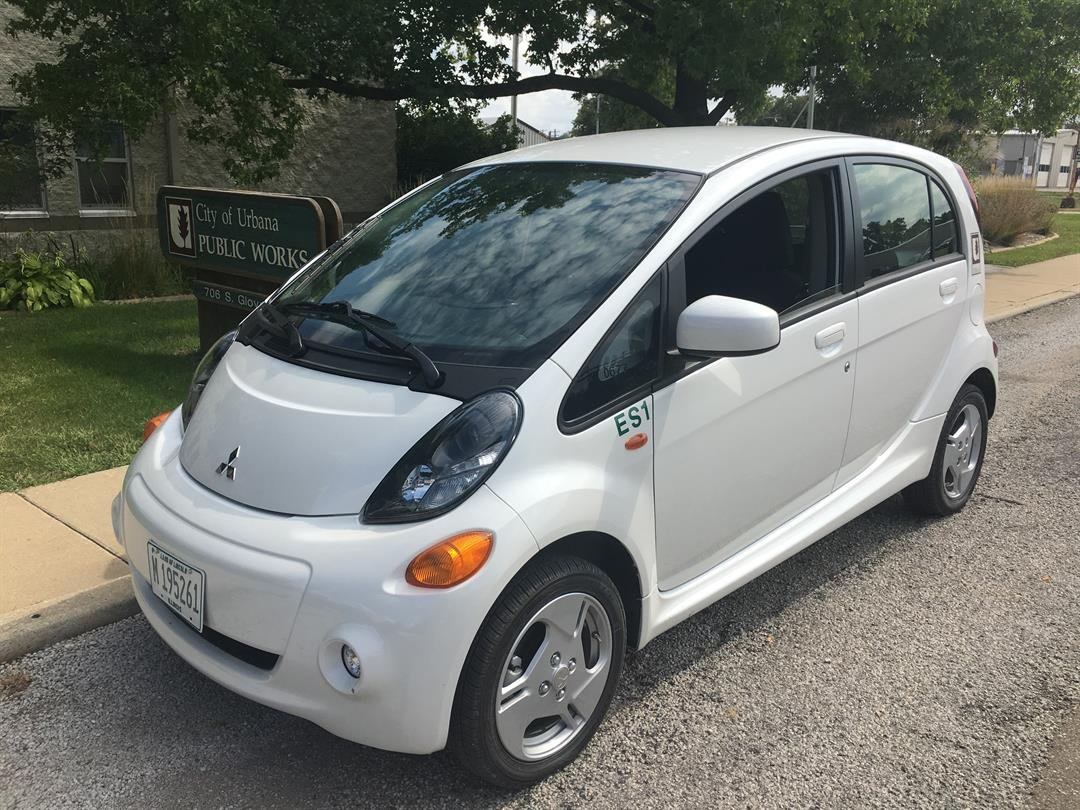 Electric Cars Information The City Of Urbana Shares Information On It 39s New Electric