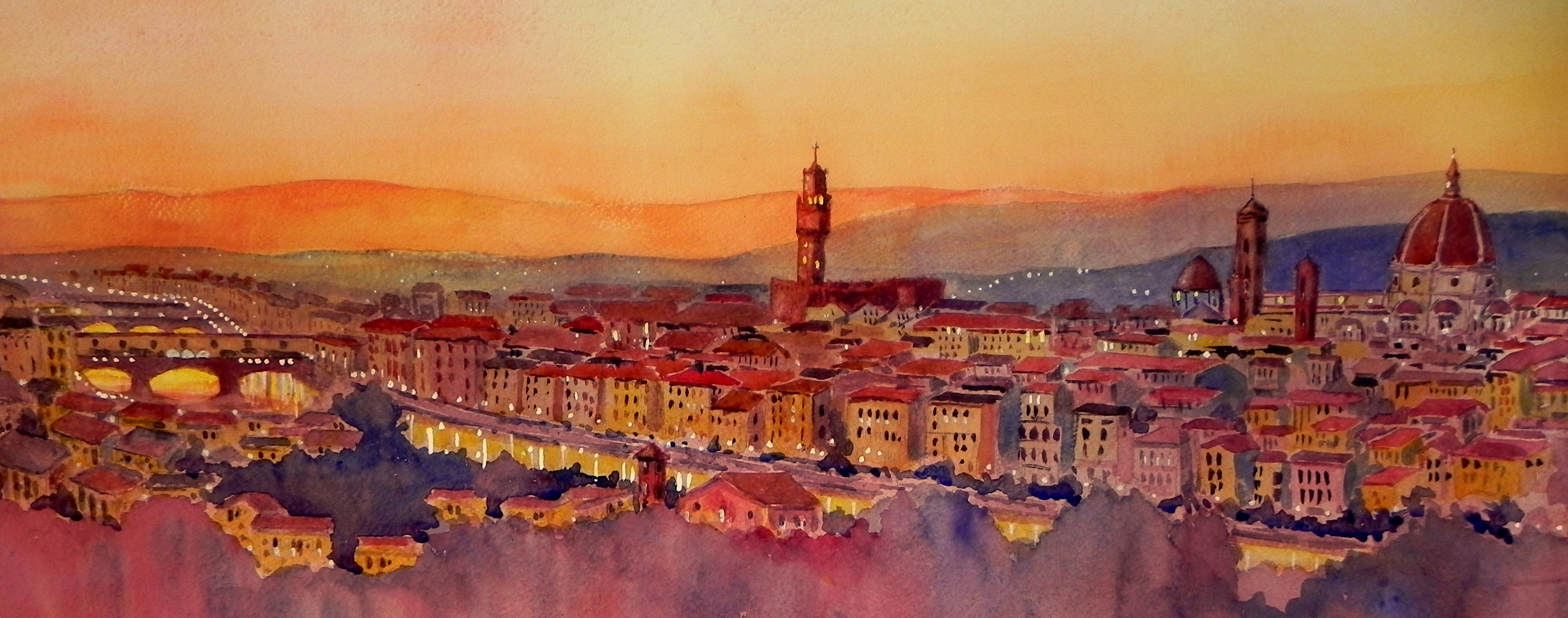 Painting S Framing Florence 14 Paintings And Sketches That Will Make