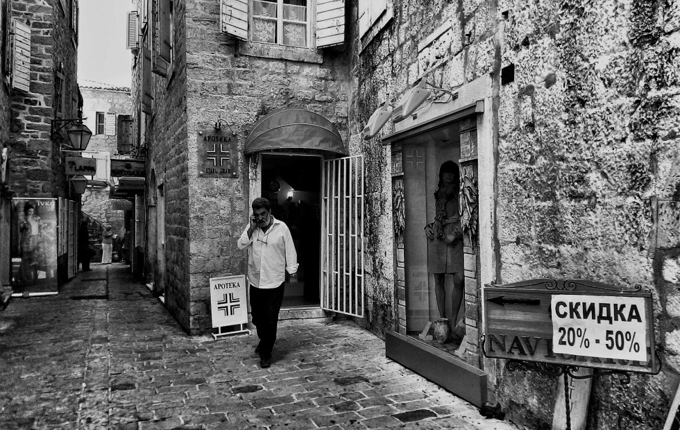 Budva old town, Montenegrin people, architecture, buildings