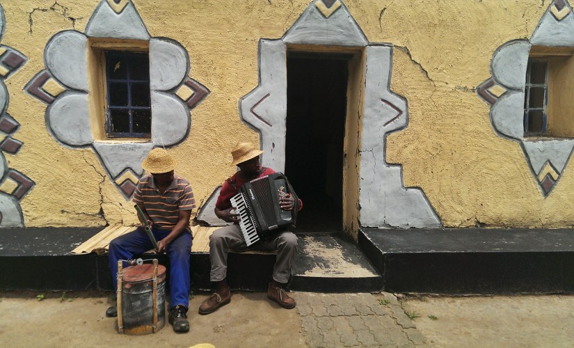 traditional basotho music, lesotho, South Africa
