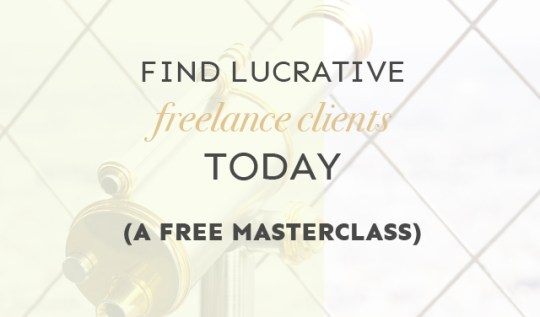 finding clients