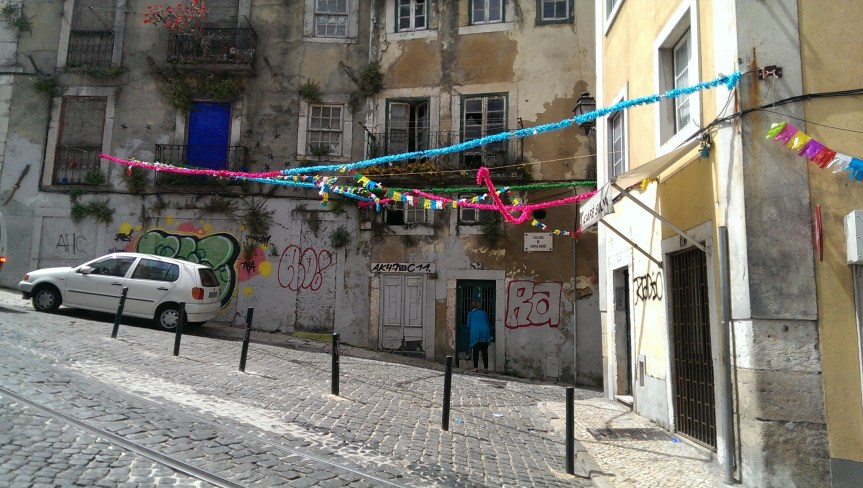 Alfama, Lisbon, free things to do in Lisbon