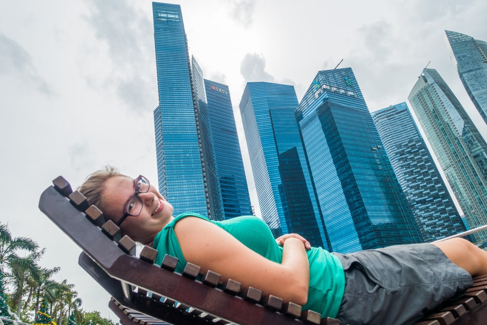 Travel Expenses in Singapore - Wandering the World
