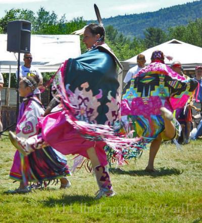 Native American Dance Shawls