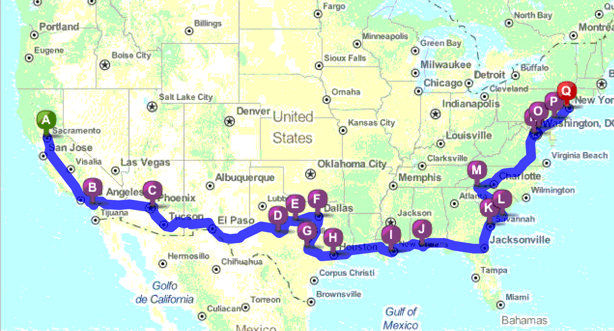 MapQuest GPS Navigation Maps Android Apps On Google Play Usa Map - Mapquest free us maps by google