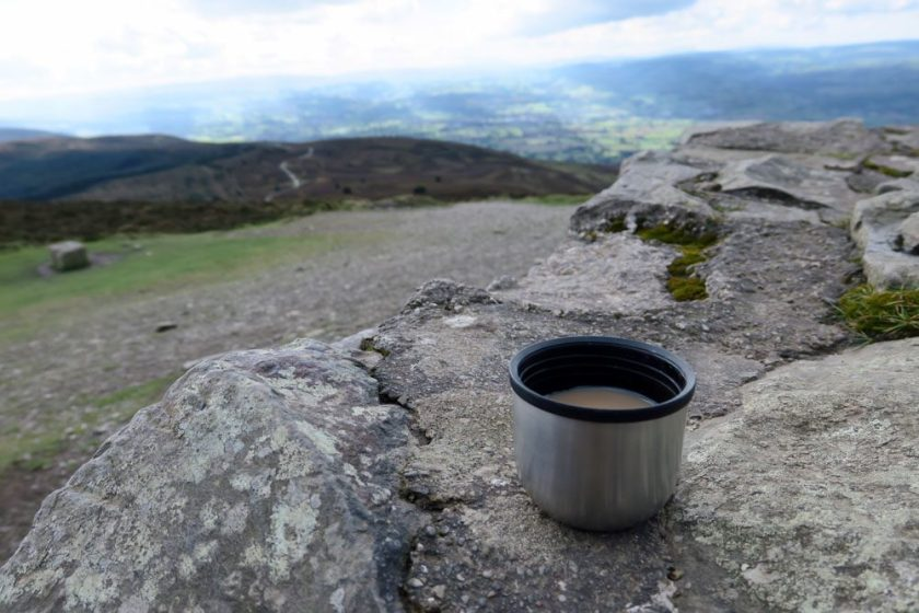 tea at moel famau travel closer to home