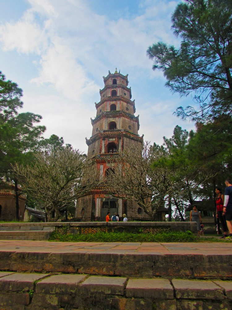Pagoda Hue Vietnam
