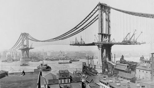 Construction of Golden Gate Bridge - Wander Lord
