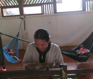 Working Mother at Golden Silk Pheach