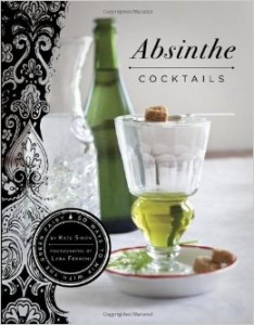 Absinthe Cocktails book cover