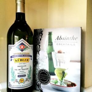 Absinthe blanche