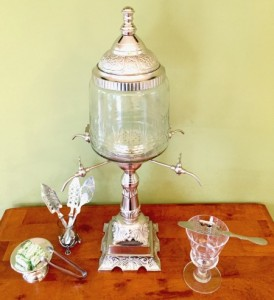 Absinthe fountain