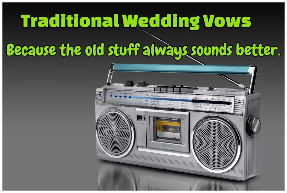 picture of old stereo similar to old vows since they sound better