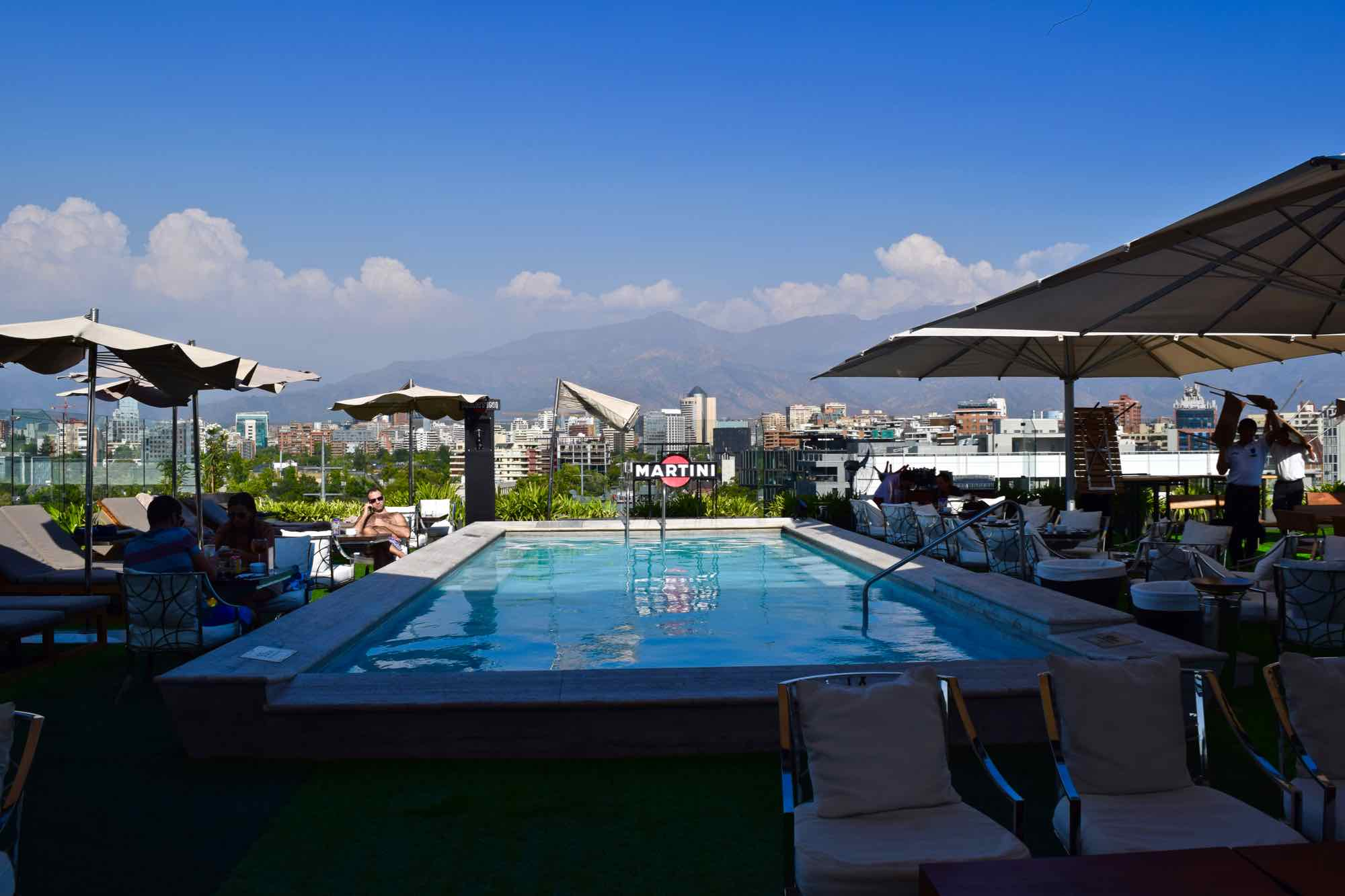 Luxus Outdoor Pool These Are The Best Luxury Hotels In Santiago For 2019