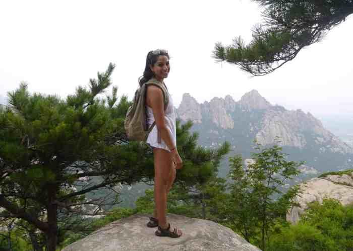 QingdaoHiking2