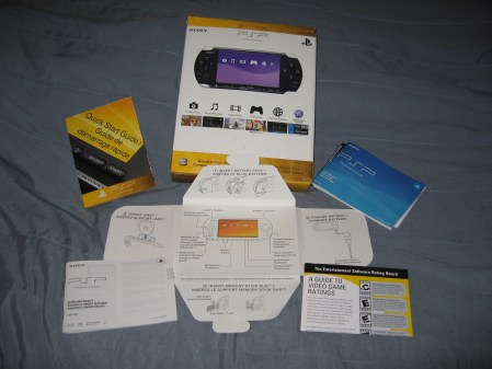 Psp Access And Review