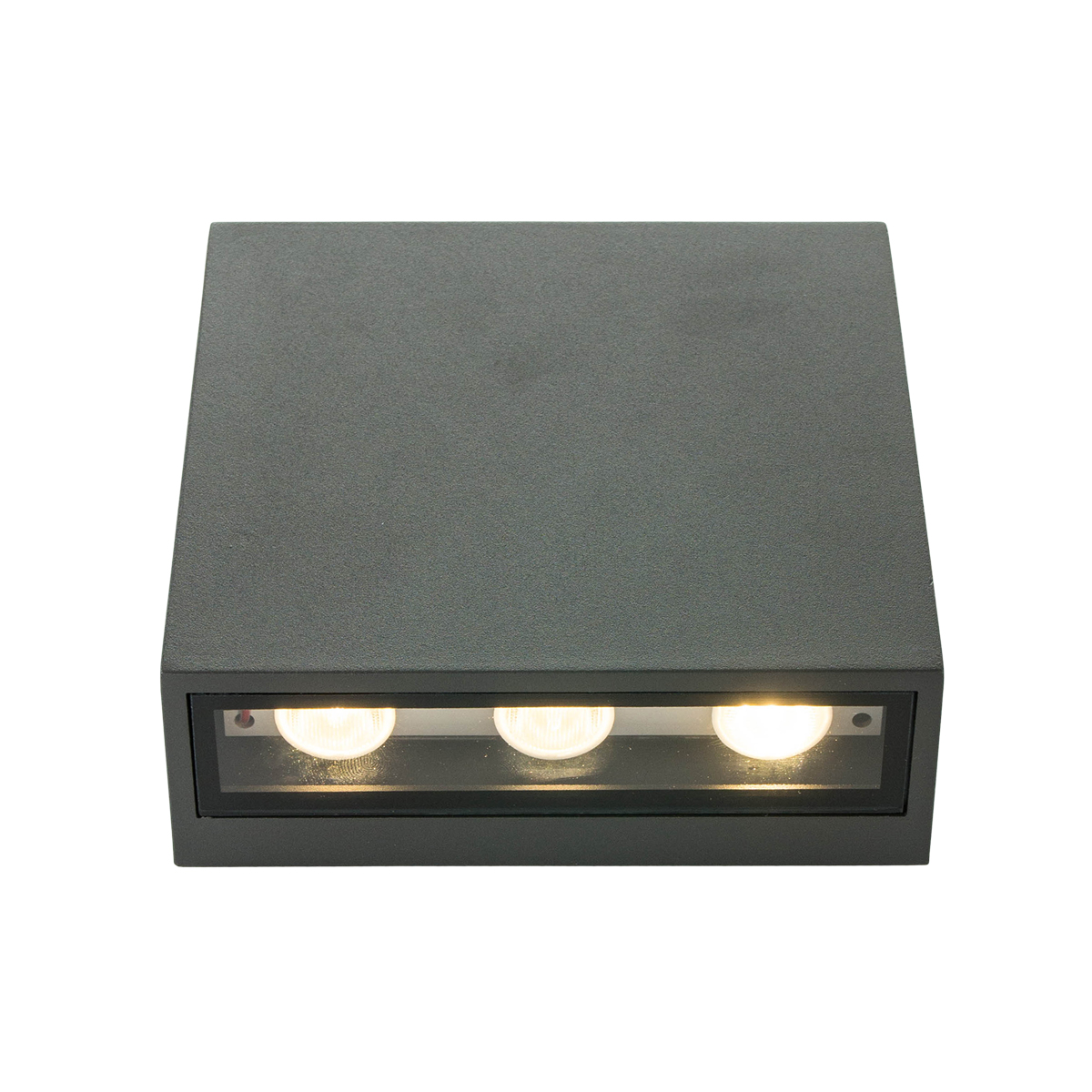Buitenlamp Led Buitenlamp Led Antraciet Belgrado