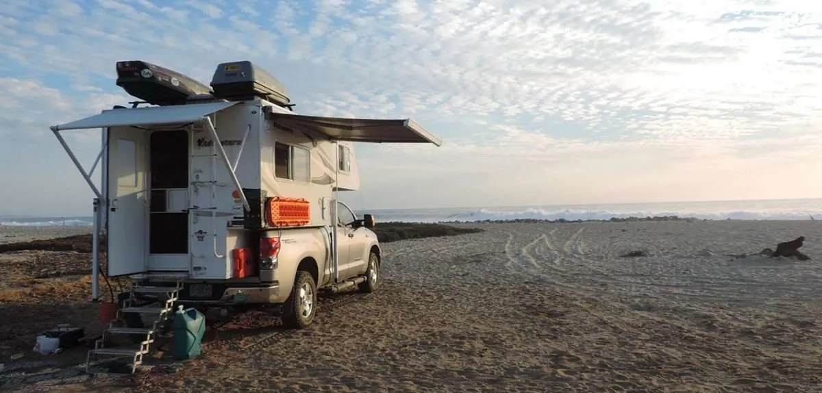 Living in a Truck Camper Buying, Living and Traveling