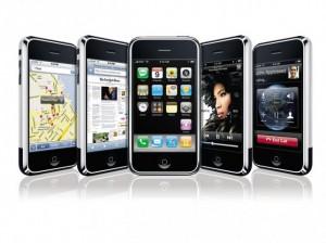 Смартфоны на iOS