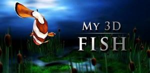 Живые обои My 3D Fish для андроид