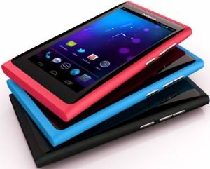 Nokia 950 на Android 4.0