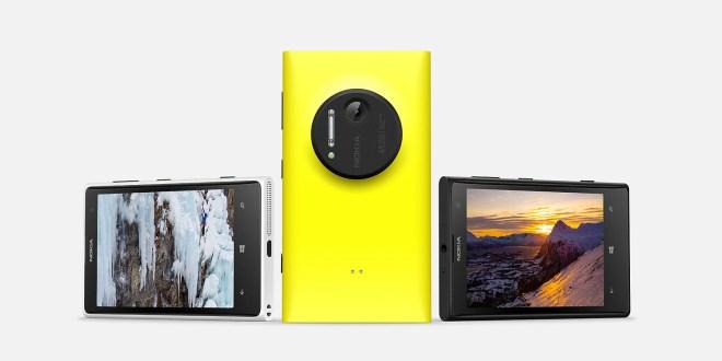 Otzyv o smartfone Nokia Lumia 1020