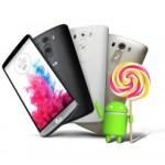 Обладатели смартфона LG G3 в России могут обновиться до Android 5.0 Lollipop